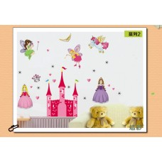 movable wall sticker 833
